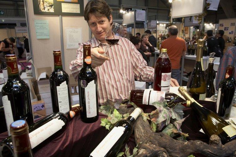 Les salons autour du vin