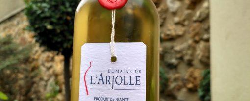 Dégustation des vins du Domaine de l Arjolle