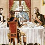 Le chambertin de l'Empereur Napoléon